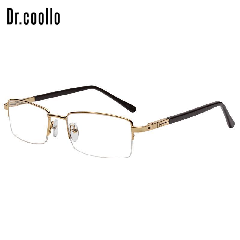 migliori scarpe da ginnastica 54f1a 4f691 Eleganti occhiali da vista semicircolari Slim Occhiali da vista Occhiali da  vista per occhiali da vista