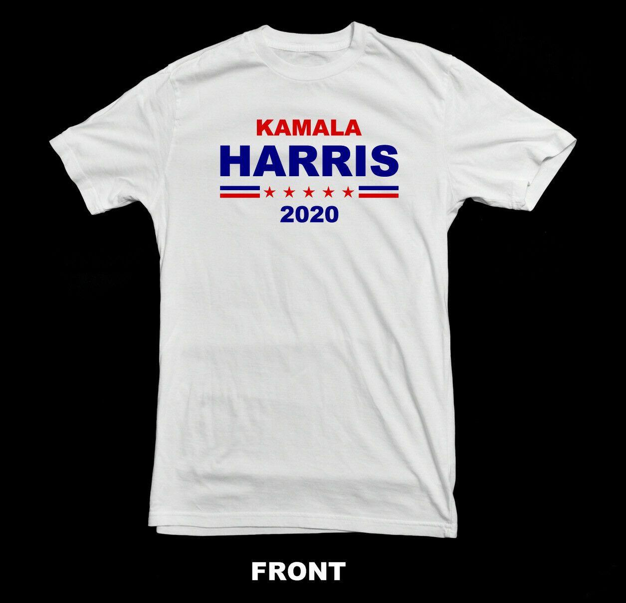 27cf1744dfe Kamala Harris For President 2020 T Shirt