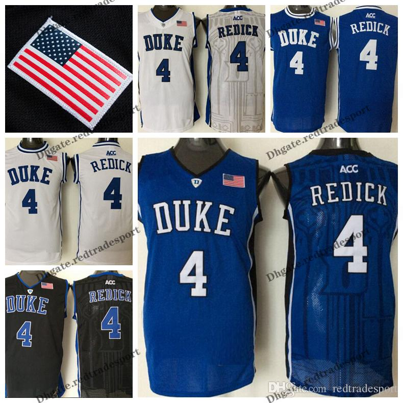 729b17513965 Mens Custom JJ Redick J.J. Redick Duke Blue Devils College ...