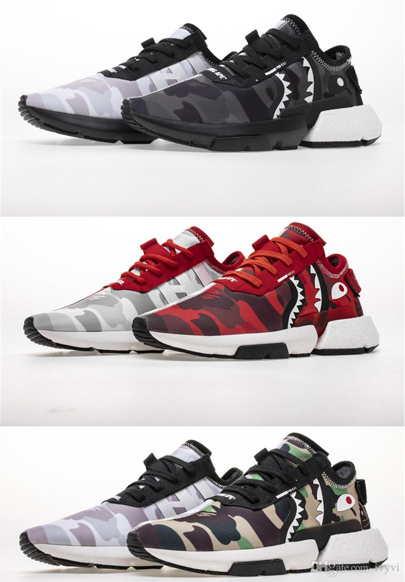 pretty nice d8750 2be31 2019 Release NEIGHBORHOOFD POD S3.1 EE9431 Man Running SNEAKERS Sports Shoes  With Box US 7 11.5 Tennis Shoes Athletic Shoes From Ivyvi,  163.46   DHgate.Com
