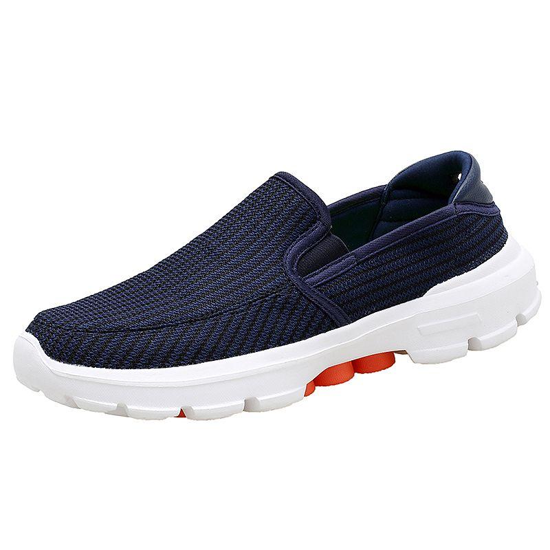 Pu Malla Exterior Zapatos On Hombres Compre Verano Slip De Primavera Xk0wOP8Nn
