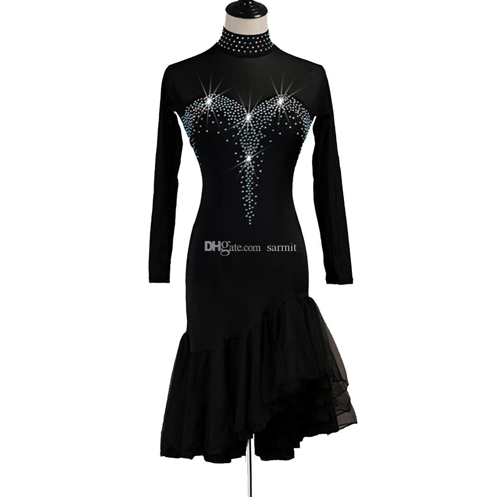 Latin Dance Dress Women Sale Dress Latina Salsa Dance Costumes 4 ...