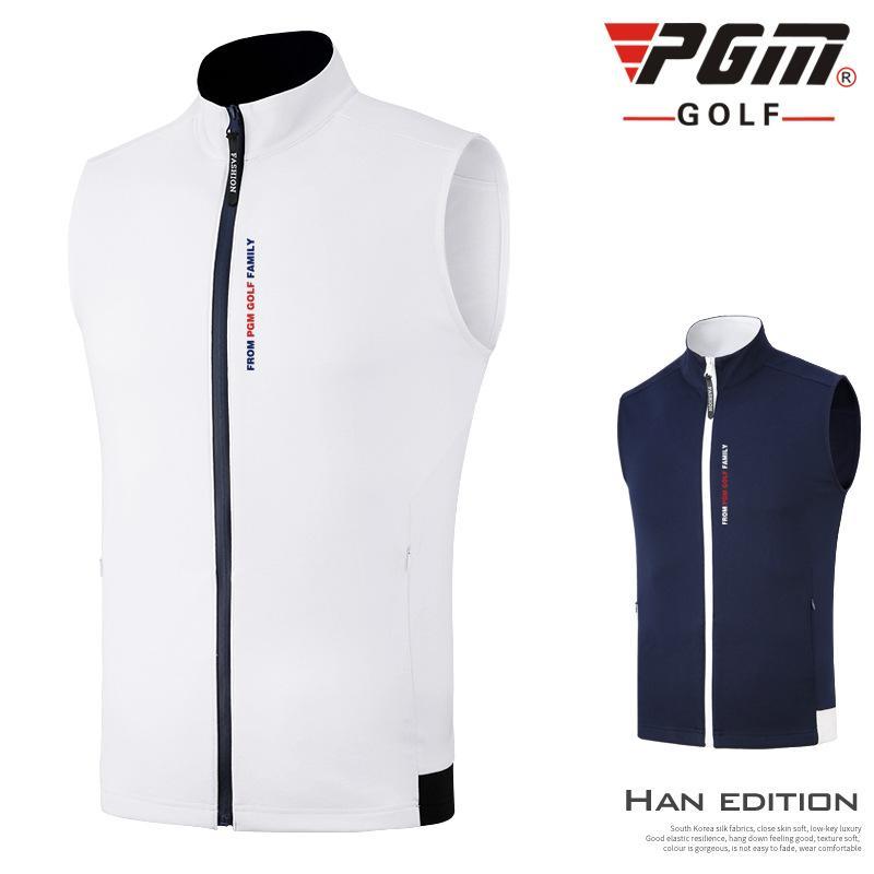 8d39961a7a841 PGM Golf Apparel Men s Armor Winter And Autumn Warm Vest Wind-proof ...