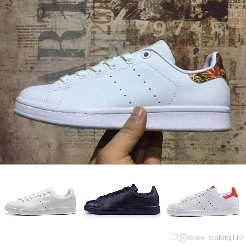 Großhandel 2019 Adidas Stan Smith Shoes New Adidas Superstar