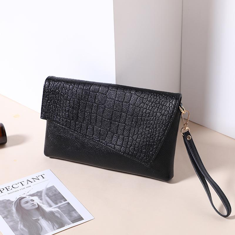 Glitzy2019 Bag Season Single Shoulder Span Woman Hand Take Package Genuine Leather