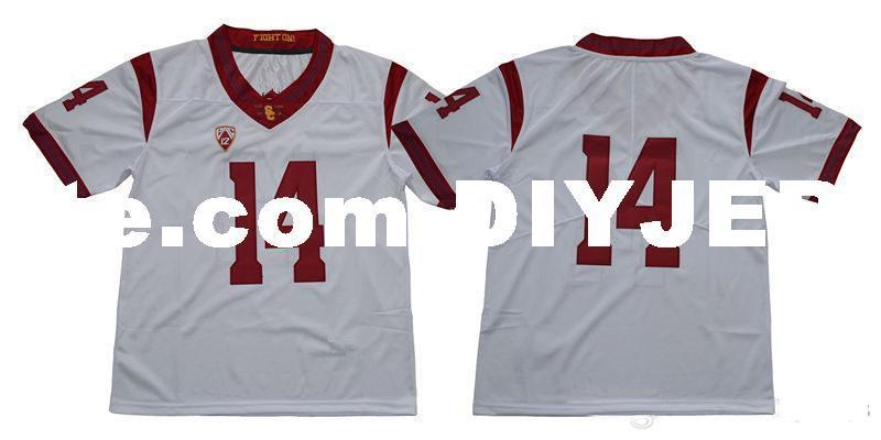 Mens Ncaa Usc Trojans Sam Darnold College Football Jerseys Sam Darnold Jersey S 5xl