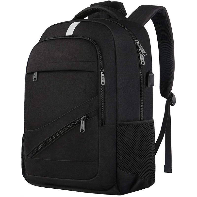Travel Laptop Backpack, Business Anti Theft Computer Backpack with USB  Charging Port, High School College Computer Bag for Men Women Backpack  Laptop Bag ... f63d0e5210
