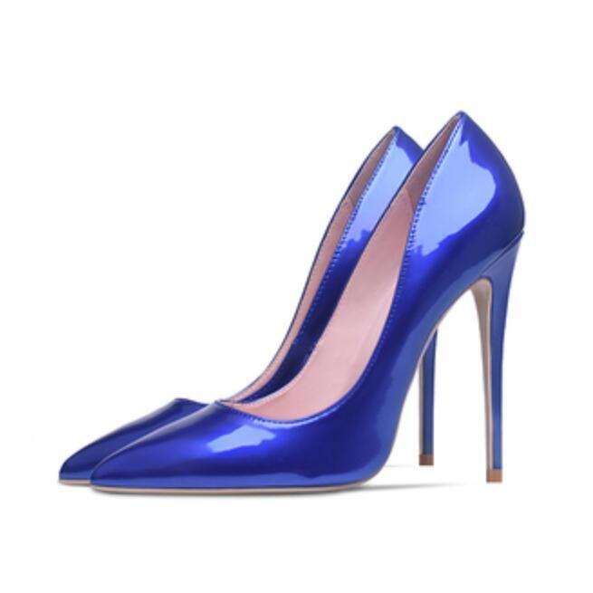 b3869b6dde9c1 New High Quality Woman Sexy Pumps Red High Heels 12CM Famale High ...