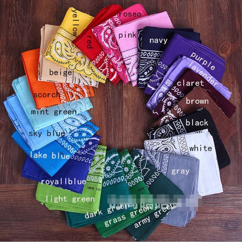 7f909f22 Bandas envuelve Nueva bufanda Venda Bandana Envoltura para la cabeza  Algodón Abrigo Cuello Muñequera Pañuelo Negro Blanco Rosa