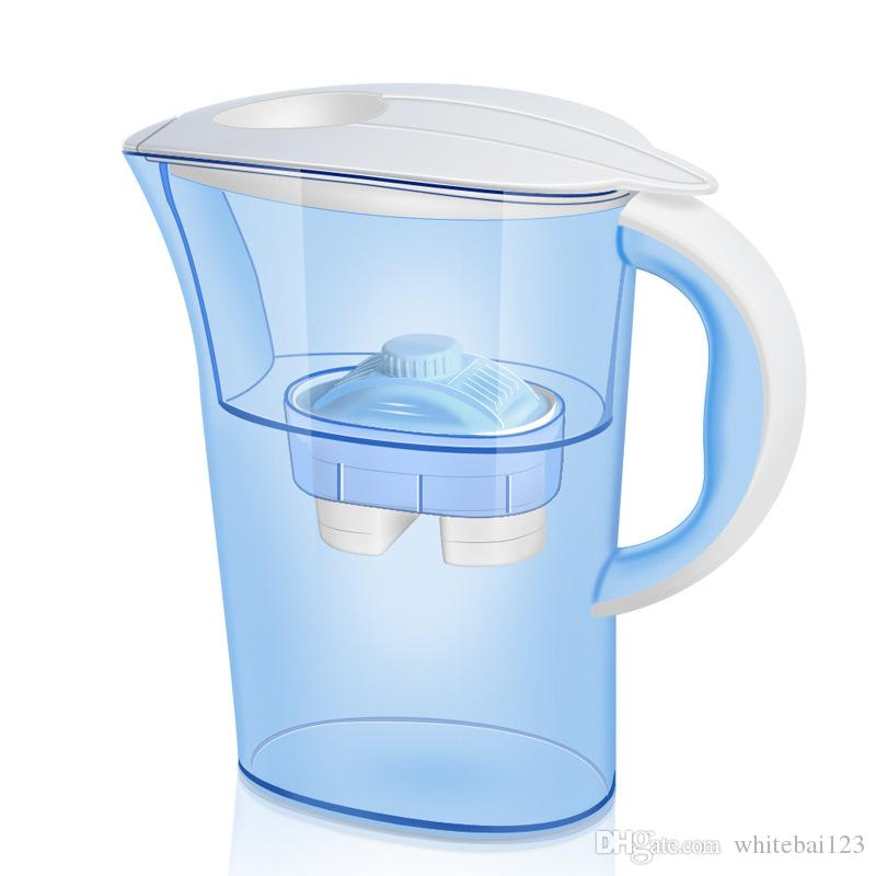 Portable Water Purifier Activated Carbon Filter Alkaline Water Pitcher  Ionizer Filters - Water Filter Purifier Filtration System