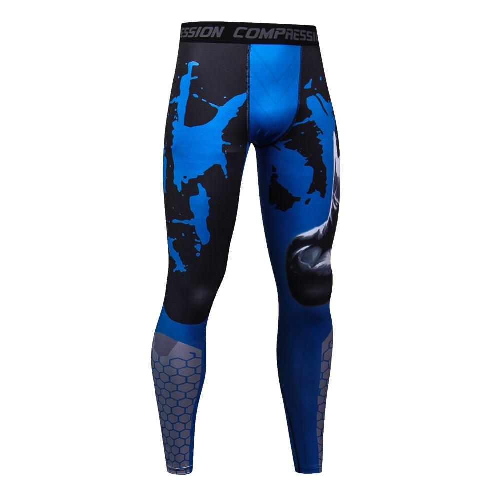 0715b8082 2019 2018 Camo Mens Compression Pants High Elastic Mens Fitness Clothing Tights  Leggings Bottoms From Edmund02, $37.49 | DHgate.Com