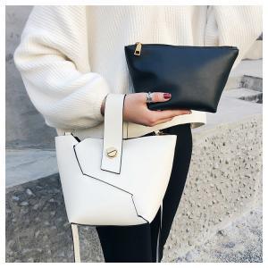 88004e1866e4 Women Stone Pattern Shoulder Bag Vintage Leather Big Capacity Totes  Alligator Bucket Female Handbags AAA1572 UK 2019 From Mr sport