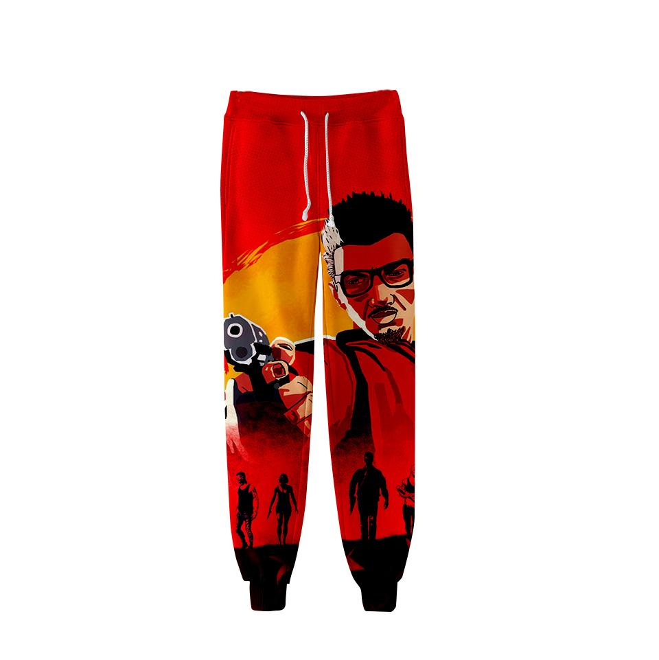 ed6086510afb 2019 Red Dead Hot Cosplay Adventue Casual 3d Pants Men Cosplay Trousers Hip  Hop Baseball Pants From Vogueapparel