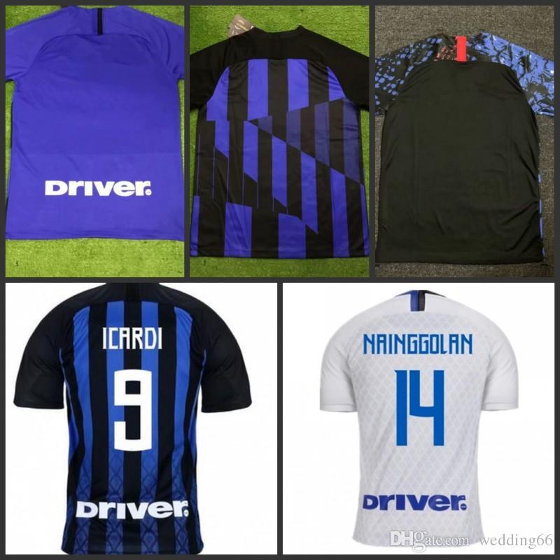 64d03e0e91e 2019 2019 2020 Concept Soccer Jersey ICARDI VECINO J.MARIO Man 20th  Anniversary Jerseys 18 19 Inter Hoem Away Kids Football Shir From  Wedding66