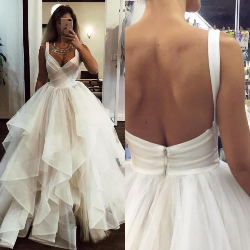 New White//ivory Wedding Dress Bridal Gown A-Line Taffeta US Size2-16 Custom