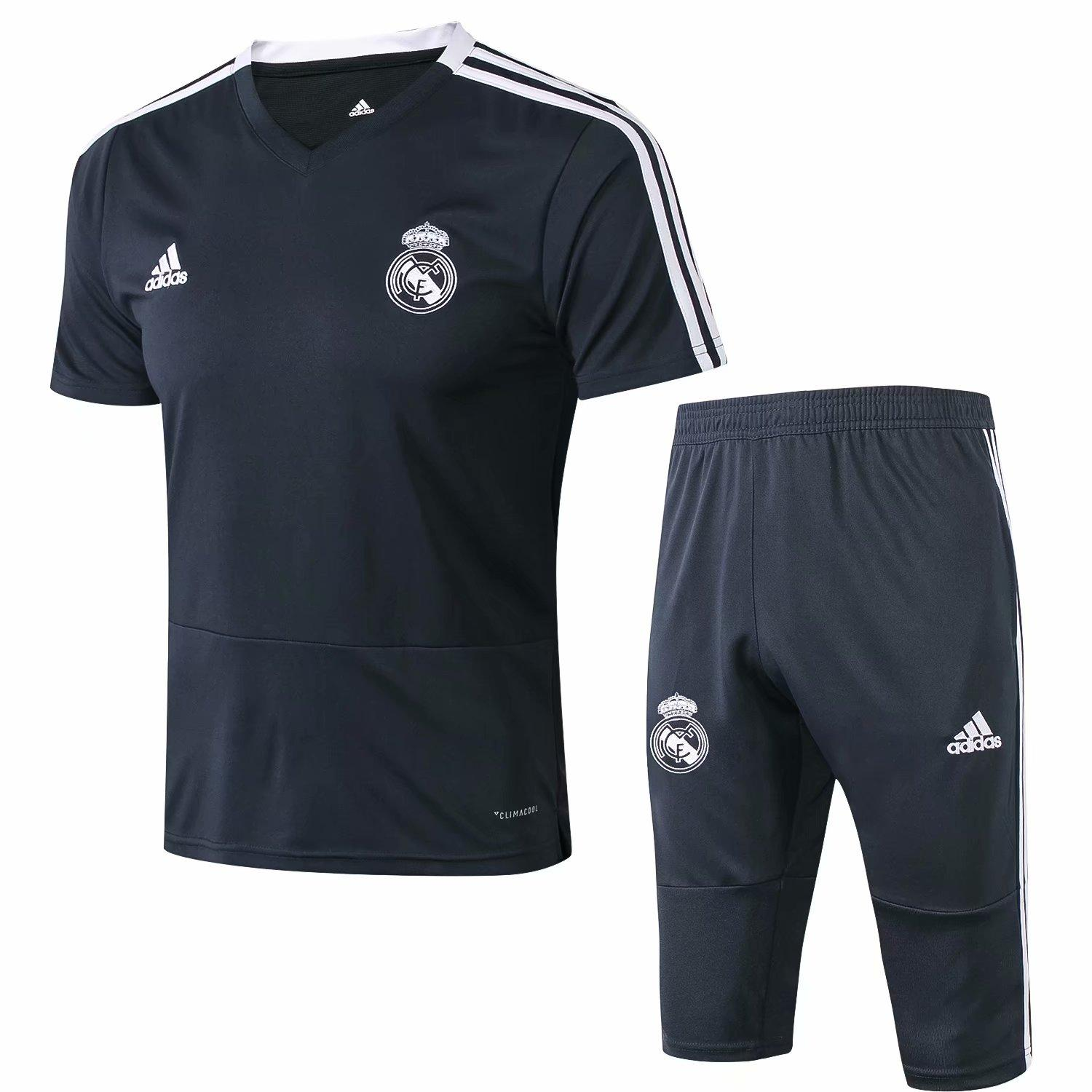 ee4b652e11e Top Quality New Season Real Madrid Jacket Bell T-shirt 2019 2020 Tracksuits  Soccer Jersey Isco Benzema Short Sleeves Training Suit Sportwear Real Madrid  ...