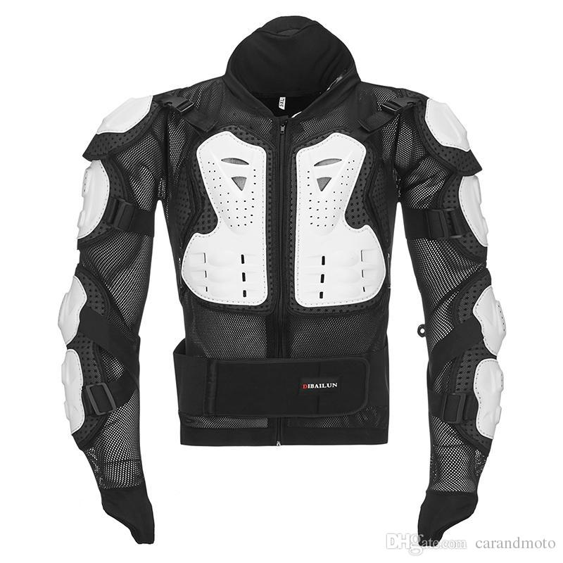 Motorcycle jacket men Full body armor clothing Motocross racing suit Protection Moto Riding protectors Jackets S-4XL