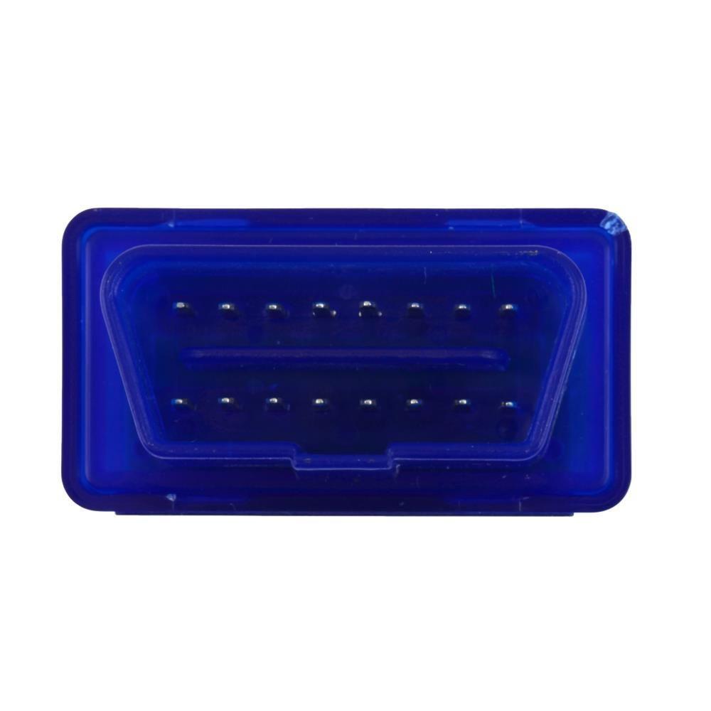 V2.1 OBD2 ELM 327 Bluetooth-Schnittstelle Auto-Autoscanner-Diagnosescanner für das Auto automotivo escaner ar Audioverstärker Mini ELM327