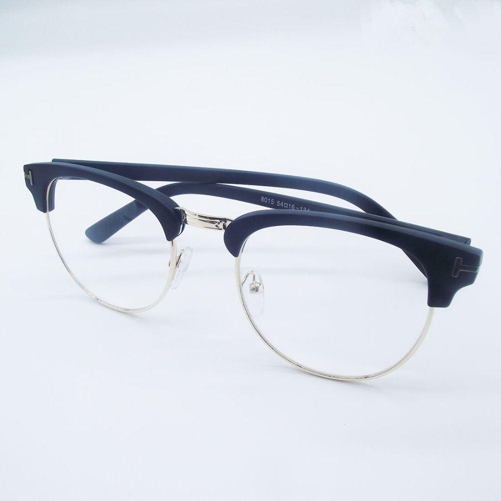 Compre 2018 Homens Oversized Óculos De Sol Das Mulheres Designer De Marca Flat  Top Óculos De Sol Quadro Quadrado Óculos De Sol Claro Transparente  Masculino ... 91cba7131c