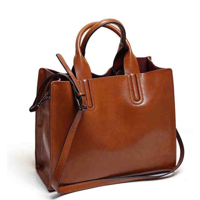 d5bd38ca67 2019 Fashion Pu Leather Bags Handbags Women Famous Brands Big Women  Crossbody Bag Trunk Tote Designer Shoulder Bag Ladies Large Bolsos Mujer  Handbag Sale ...