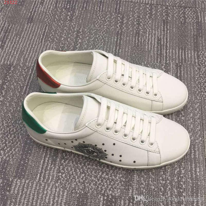 The latest men sports shoes, Matte leather With colorful stars men shoes, outdoor travel jogging hiking sports shoes