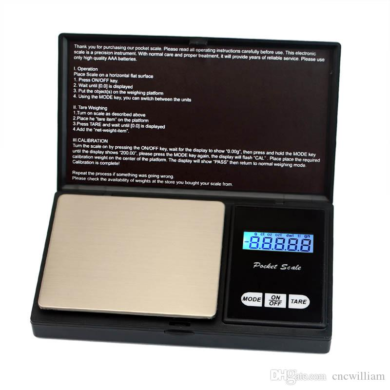 100g/0.01g Mini Pocket Digital Scale Mini Precision Electronic Balance Weight Gold Gram Coin Weighing Scales LCD