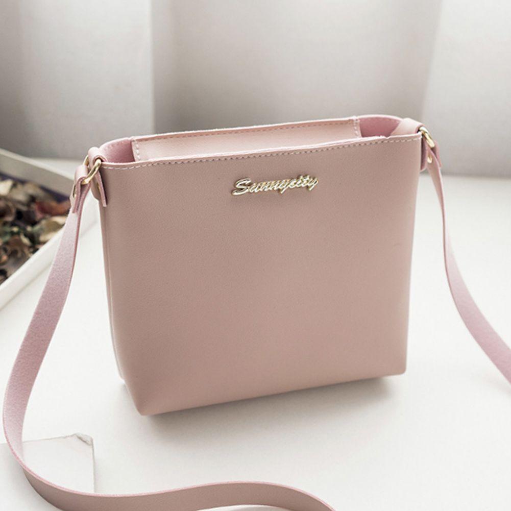 b0d452fa29b2 2018 Women Mini Zipper Crossbody Bags Girls Cute Messenger Phone Bag Pink  Black Small Korean Style Shoulder Bags Bolsas Feminina Fiorelli Handbags  Discount ...