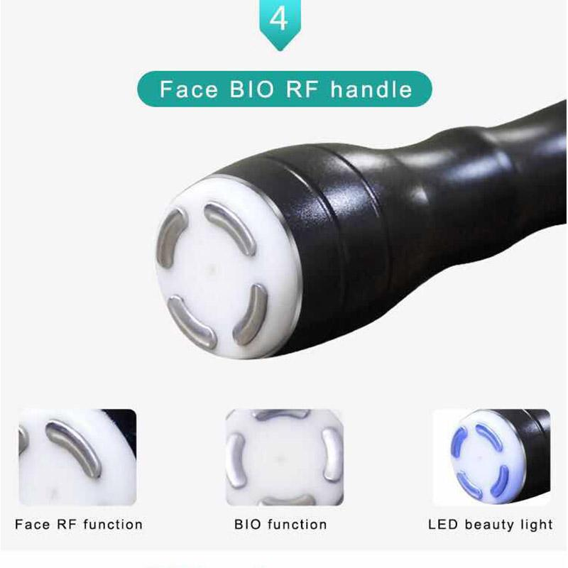 High Quality 80K Cavitation Machine Ultrasonic Slimming Fat Burning Cellulite Removal Vacuum RF Ultrasound Cavi Lipo Body Contouring Device