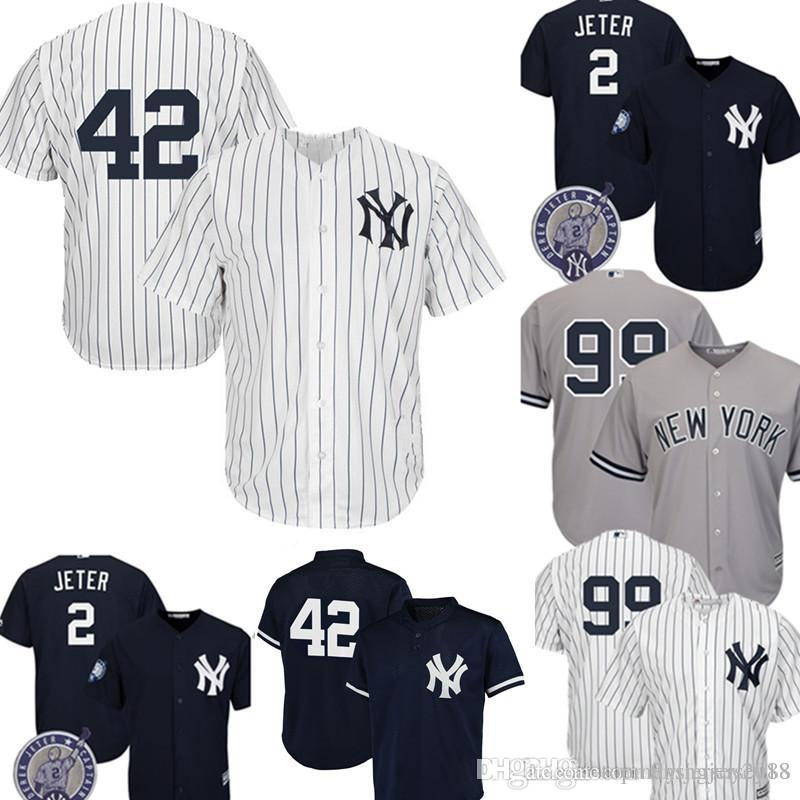 31b71f7890d New York Men Yankees Mariano Rivera Jersey Majestic Cool Base Player ...
