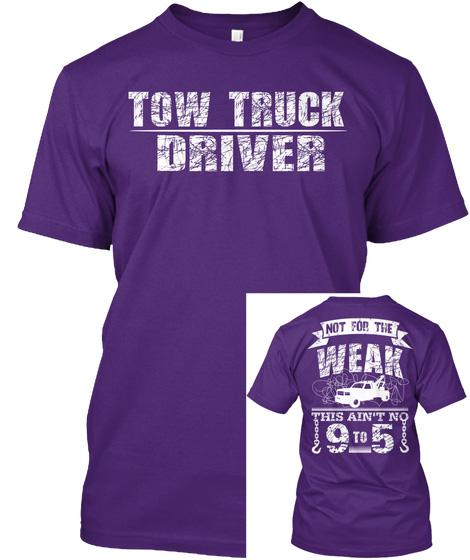 4e037c3e9 Mens Designer T Shirts Shirt Ed Tow Truck Driver Not For The Weak This Ain'T  No 9 Popular Tagless Tee T Shirt Cotton T Shirts Fitted Shirts From  Discount9, ...