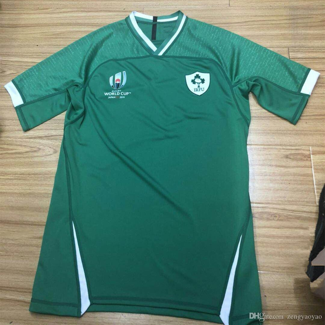 58083ee0563 Cheap 2019 Japan Rugby World Cup Ireland IRFU 2019 Home Rugby Shirt  Training Rugby World Cup Englands 2018/19 Home Shirt Size S-3XL