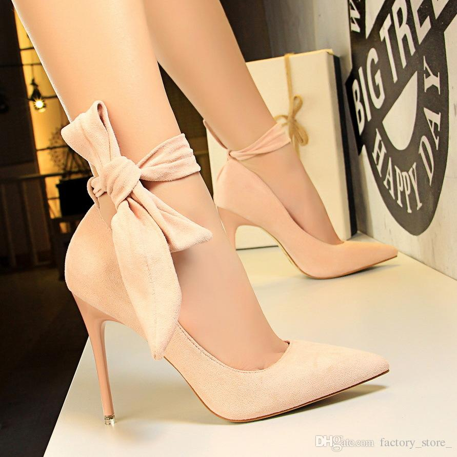 256f381d Compre Tacones Negros Zapatos Italianos Mujeres Diseñadores Mujeres Tacones  Zapatos De Boda Sexy Tacones Altos Bombas Zapatos De Mujer Zapatos De Mujer  ...