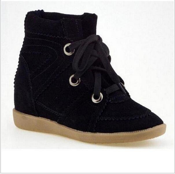 En Respirant Plateforme Chaussures Véritable Cuir Luxe Casual De Compensées Bobby Croissante 2019 Hauteur Designer Femmes uPiXkTOZ