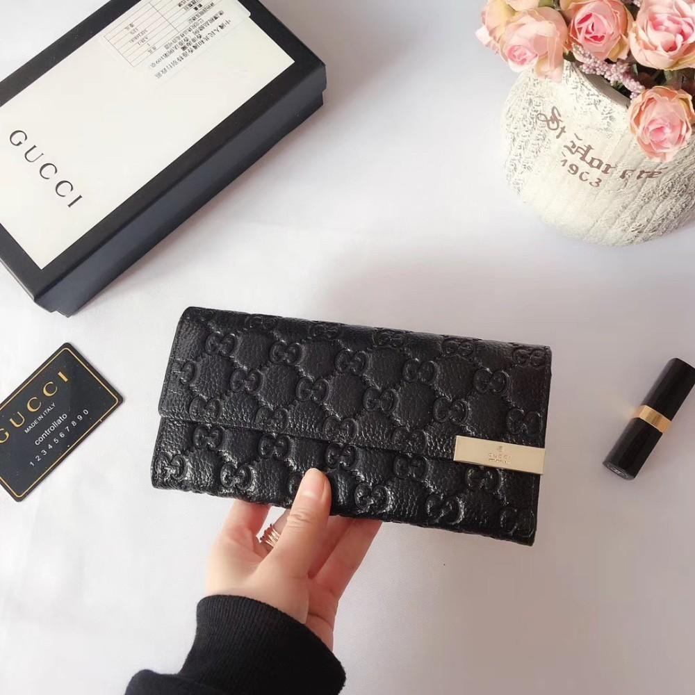 34aa49097c 2019 New Fashion Wallet For Women And Men Brand Original Design And ...