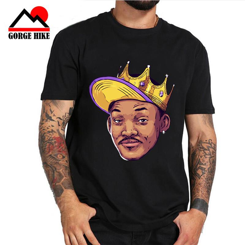 Will Cosmos Summer Style T-shirts So Fresh Smith Homme T-Shirt Sexy Fresh of Bel Air 3d Rapper print Men hip hop t shirt
