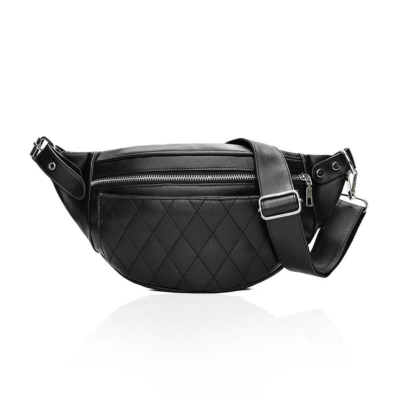 54b795611ae3 Good Quality Pu Leather Waist Bags Women Designer Fanny Pack Fashion Belt  Men Solid Zipper High Quality Brand Bum Money Purses Belt Bag Backpacks For  ...