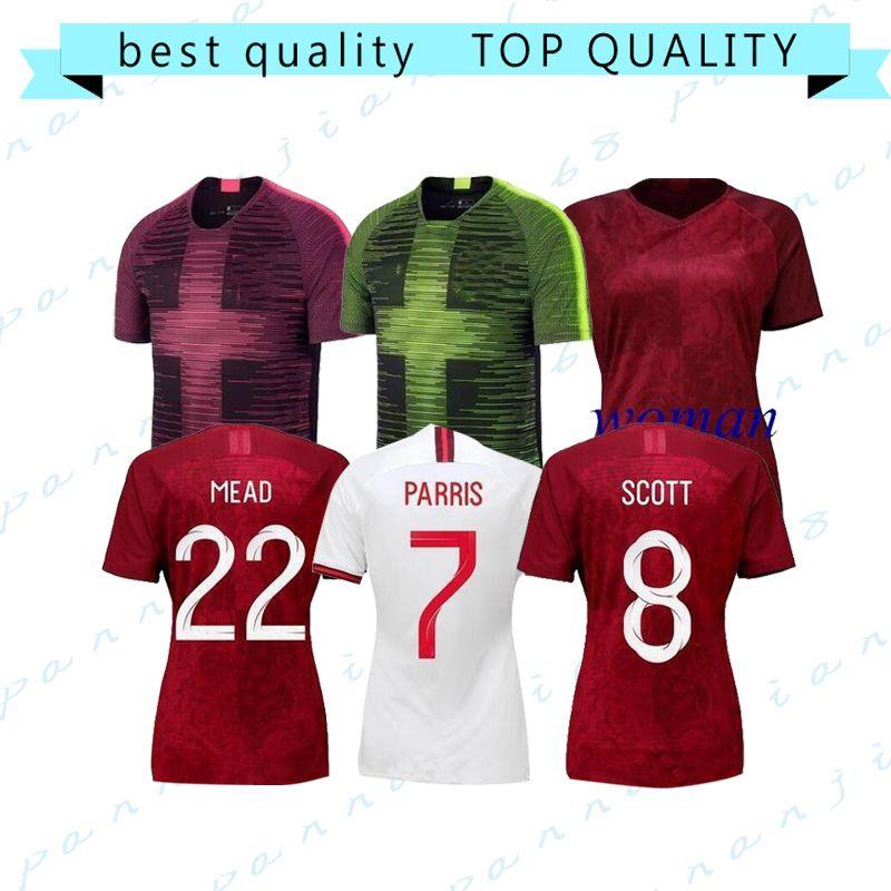 check out 286ca 7d0a2 2020 DELE ALLI women men soccer jerseys KANE RASHFORD VARDY jersey 2019  ENGLAND home away LINGARD STERLING STURRIDGE football shirt training