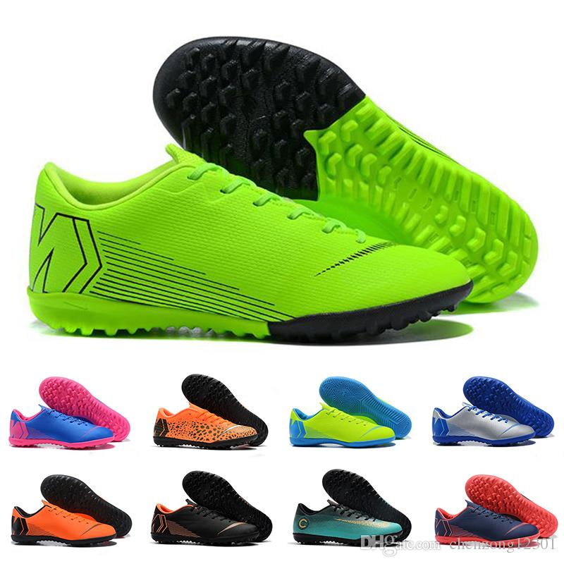 7a130ac86f1 2019 With Box 2019 Mercurial Superfly CR7 Mens Cleats Football Boots  Designer Sneakers Futsal Soccer Shoes High Quality Mens Outdoor Soccer Shoes  From ...