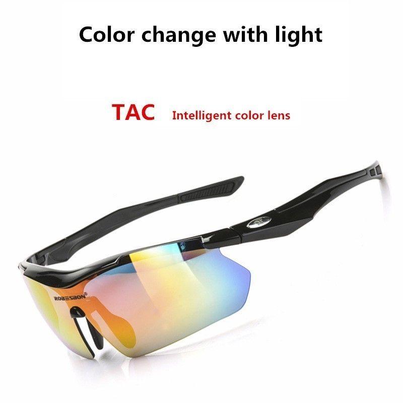 eda5d4c805 Photochromic Cycling Eyewear Polarized Sport Glasses Bike Riding Fishing  Hiking Outdoor Sunglasses Men Women Color Changing Suit  182057 UK 2019  From ...
