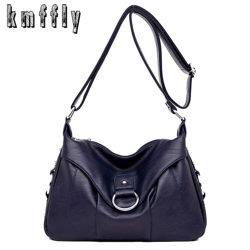 5d4f8cf32f 2019 Fashion 2018 Famous Brands Women Messenger Bags Fashion Leather Women  Handbags Ladies Shoulder Bag Mother Crossbody Bags Gift Bag S Purses  Wholesale ...