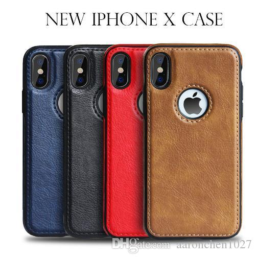 official photos c89c3 3eb81 Best Protective Slim PU Leather Case for iPhone XS Max XR Ultra Thin Phone  Cases Cover For iphone X 8 7 Plus 6 6s Case Coque Fundas Capa