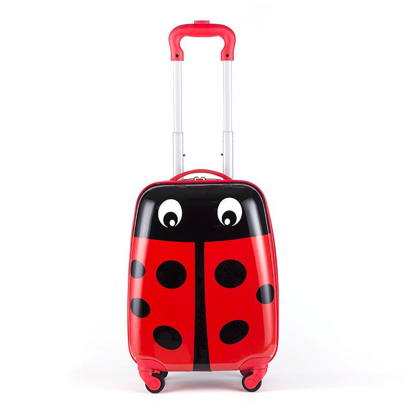 c0066ee11f Kids Suitcase For Travel Carry On Luggage For Girls Children Rolling  Luggage Bag School Backpack With Wheels Wheeled Bag Halliburton Suitcase  Womens ...