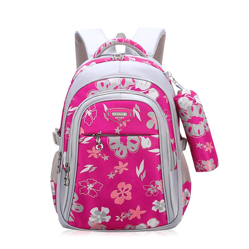 2019 New Children School Bags For Girls Primary School BookBag For Boys  Grils SchoolBags Kids Printing Backpack Mochila Free Backpacks Free Backpack  From ... fd559bc57368d