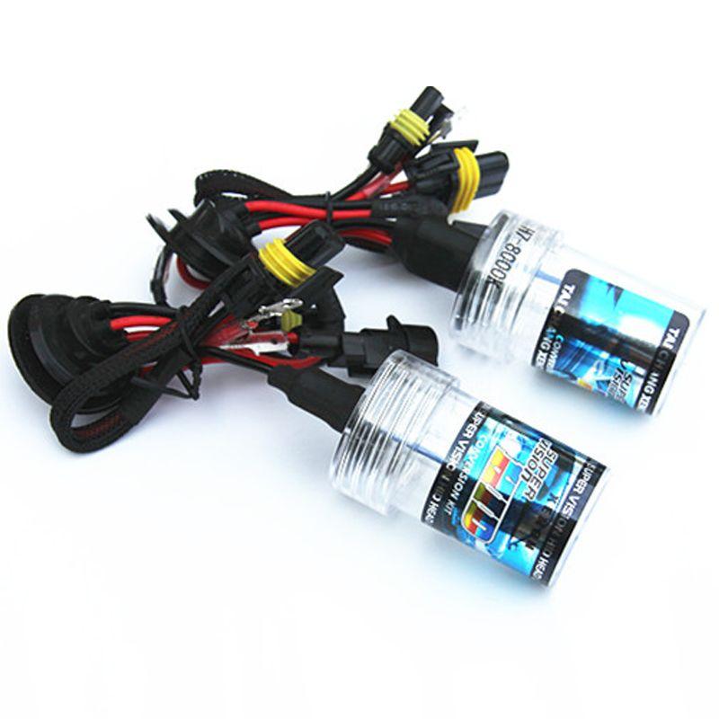 CAR H1 HID Xenon Conversion Kit 12V 35W Headlight Bulb 6000K