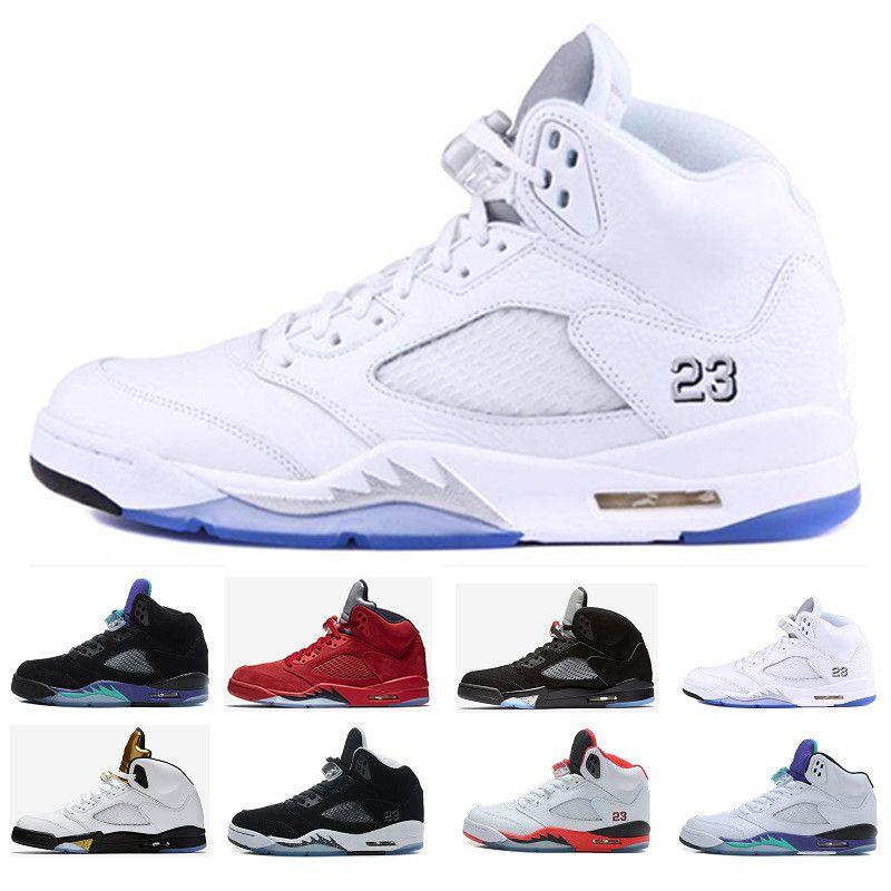 072bb6eb4107 2019 Best 5 5s Mens Basketball Shoes Camo Light Aqua Oregon Ducks Black  Metallic Top Quality Designer Shoes Sport Sneaker 36 47 Basketball Shoes  Women ...