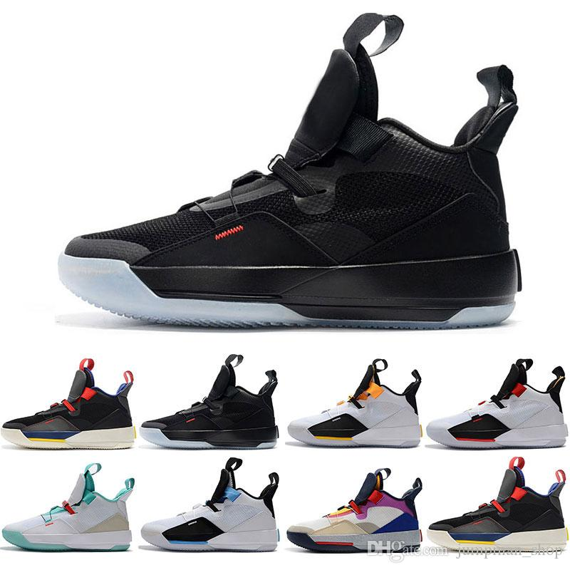 3fa946645d6 Wholesale Mens Basketball Shoes XXXIII PF 33 Future of Flight High ...