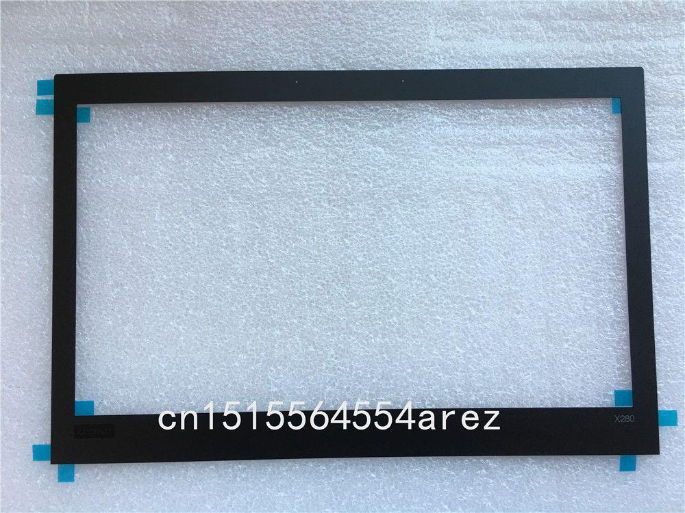 New Original laptop Lenovo Thinkpad X280 LCD Bezel Cover case/The LCD  screen frame FA16P000E00