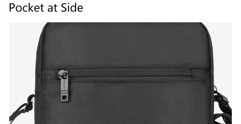 2019 New BALANG Brand Men Business Messenger Bags Office Shoulder Bag for Ipad Briefcase Travel Laptop Cross Body Bag Waterproof