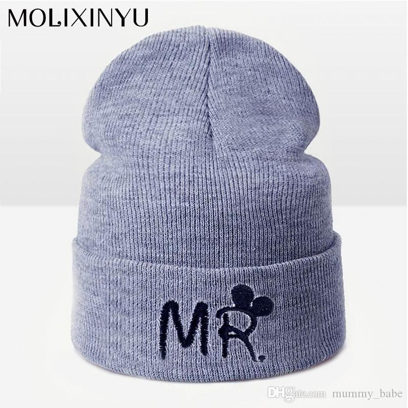 9bb0a9f2fdf MOLIXINYU 2018 New Arrive Fashion Children Hat For Girls Winter Baby ...