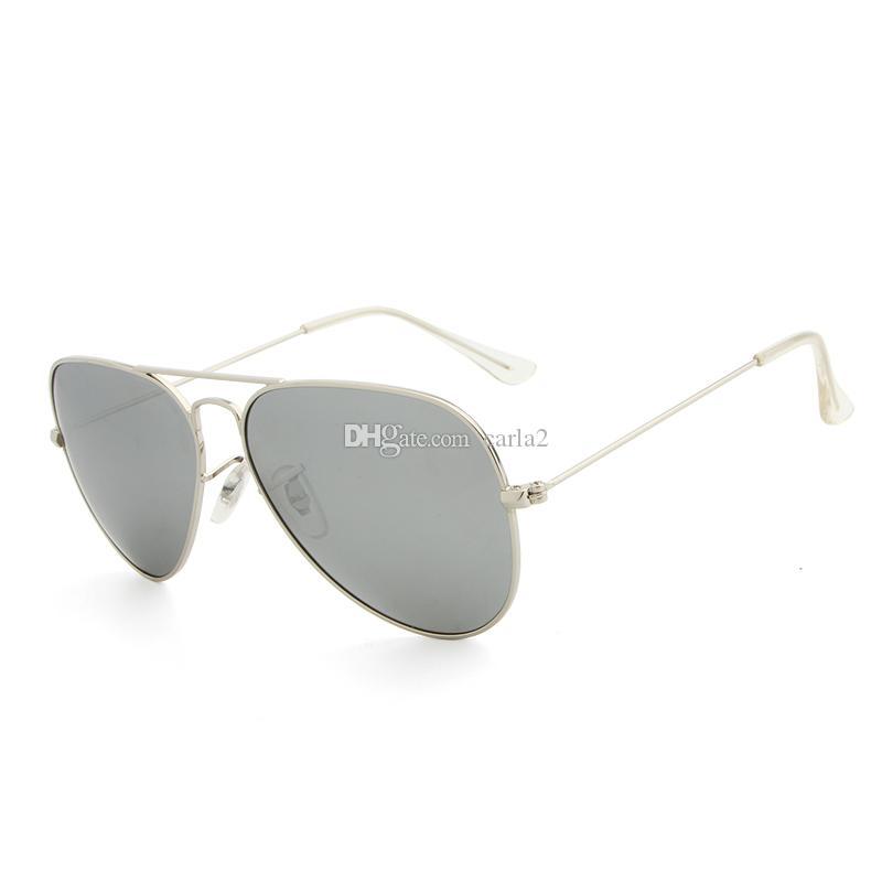 ee87f5b788 Compre Nuevo Diseñador De Gafas De Sol De Piloto Para Hombres ...